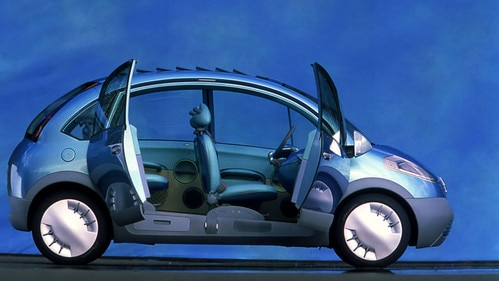 O concept-car Citroën C3